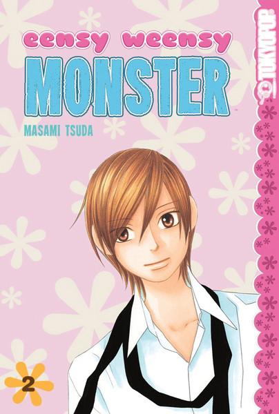 Eensy-Weensy Monster Manga Volume 2