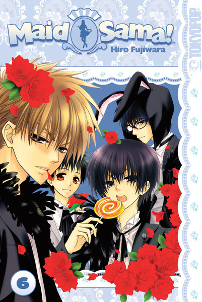 Maid Sama Manga Volume 6