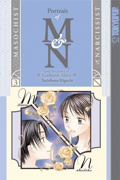 Portrait of M & N Manga Volume 3
