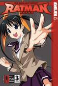 Ratman Manga Volume 3