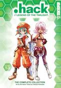 .hack//Legend of the Twilight Manga Omnibus (Vols 1-3)