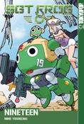 Sgt. Frog Manga Volume 19