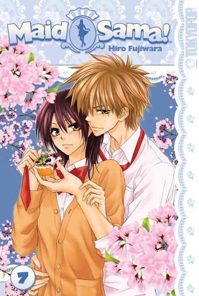 Maid Sama Manga Volume 7