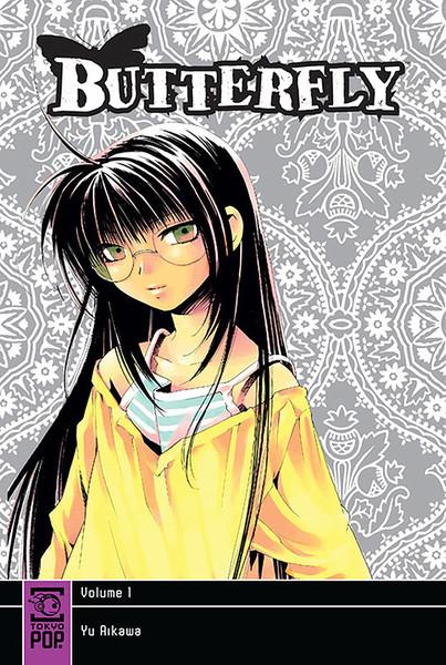 Butterfly Manga Volume 1