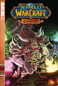 World of Warcraft Shaman Manga