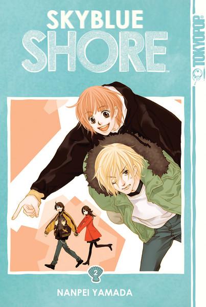 Skyblue Shore Manga Volume 2