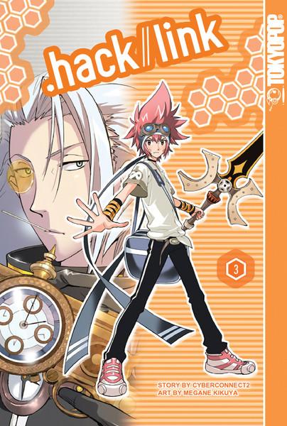 .hack//Link Manga Volume 3