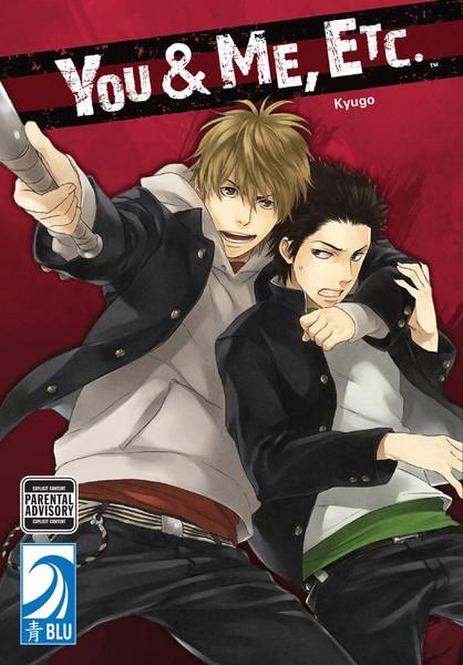 You and Me Etc Manga