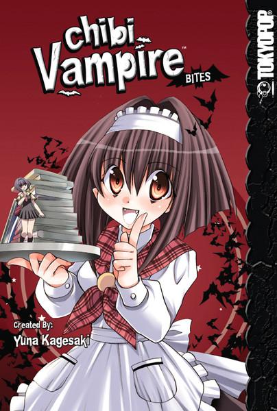 Chibi Vampire Bites Official Fan Book