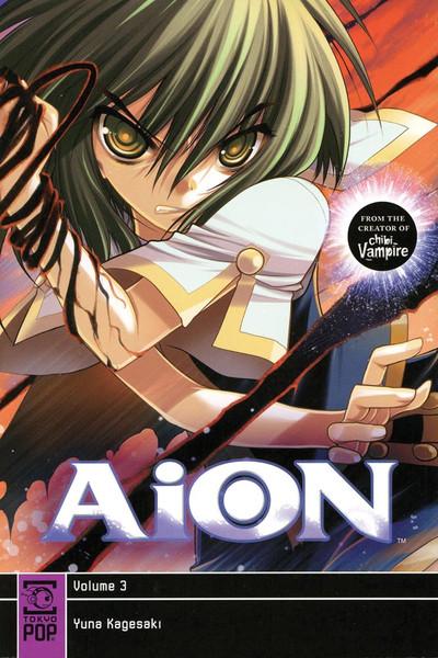 AiON Manga Volume 3