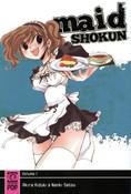 Maid Shokun Manga Volume 1