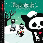 Skelanimals It's a Wonderful Afterlife