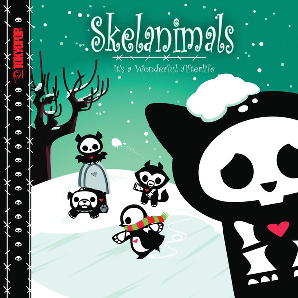 Skelanimals It's a Wonderful Afterlife