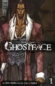 GhostFace Manga Volume 1 (Color)