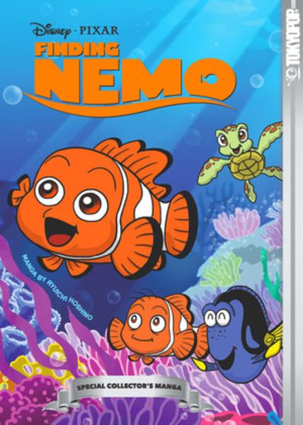 Finding Nemo Collector's Edition Manga (Hardcover)