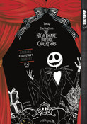 The Nightmare Before Christmas Manga (Hardcover)