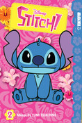 Stitch! Manga Volume 2