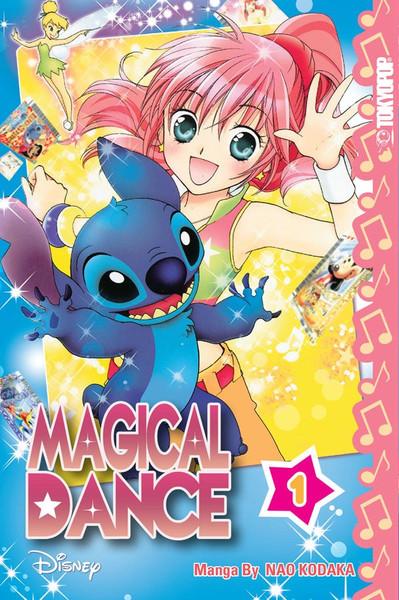 Magical Dance Manga Volume 1