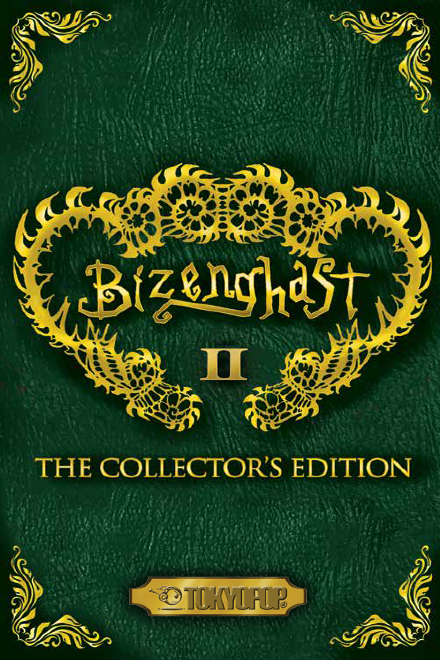 Bizenghast The Collector's Edition Manga Omnibus Volume 2 9781427856913
