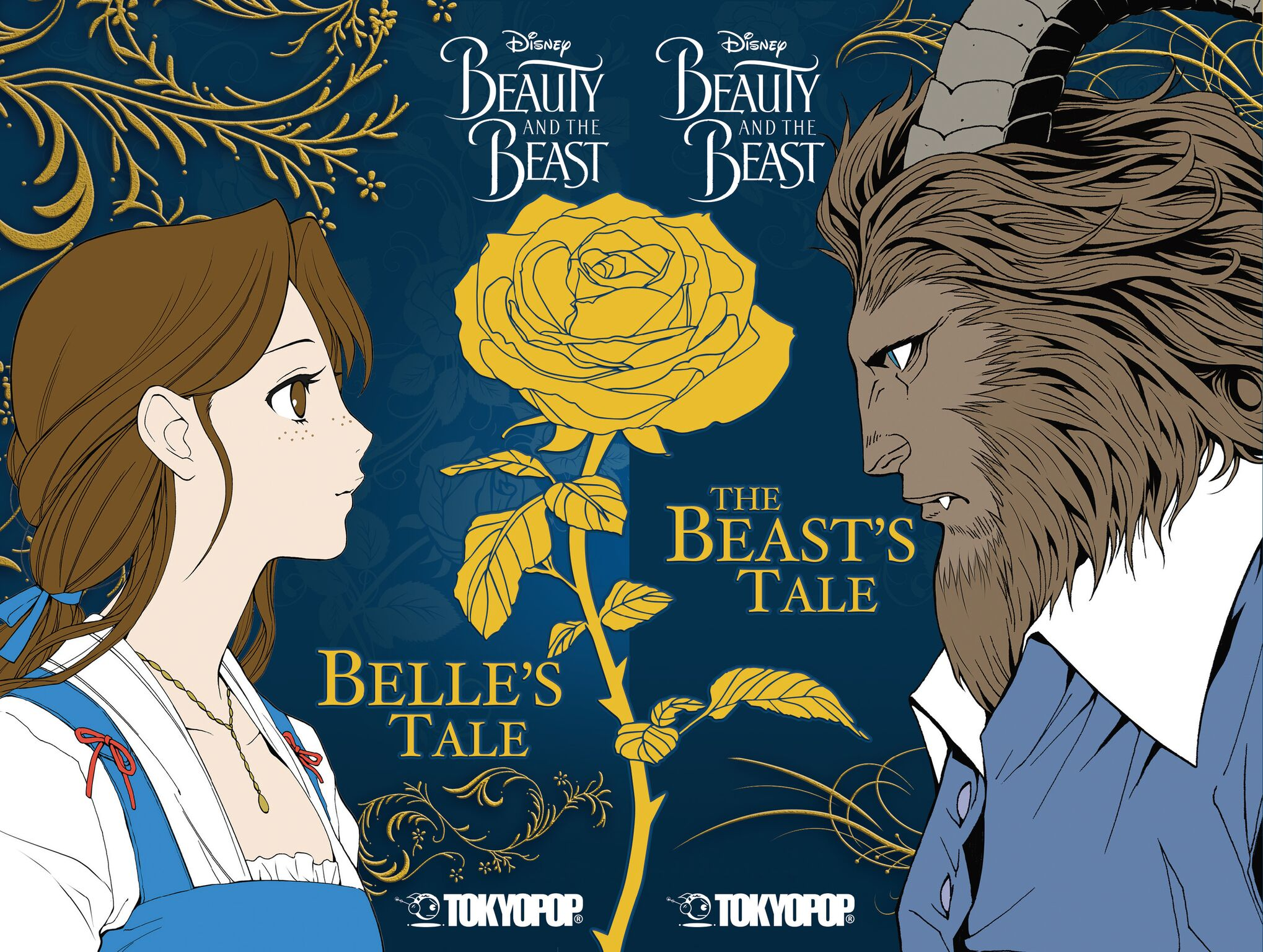 Beauty and the Beast Collector's Edition Manga Box Set 978142785718751999
