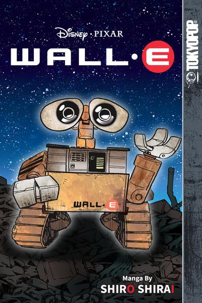 Wall-E Manga