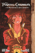 Pirates of the Caribbean The Adventures of Jack Sparrow Manga