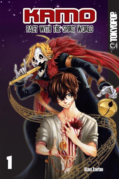 Kamo Pact With the Spirit World Manga Volume 1