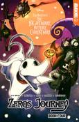 The Nightmare Before Christmas Zero's Journey Manga Volume 4