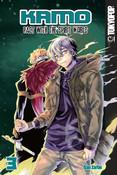 Kamo Pact with the Spirit World Manga Volume 3