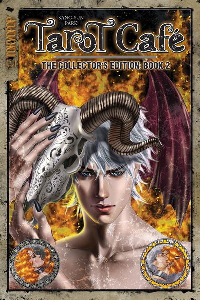 The Tarot Cafe Collector's Edition Manga Volume 2