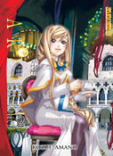 Aria The Masterpiece Manga Volume 2 + GWP