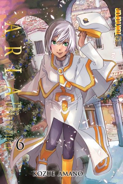 Aria The Masterpiece Manga Volume 6