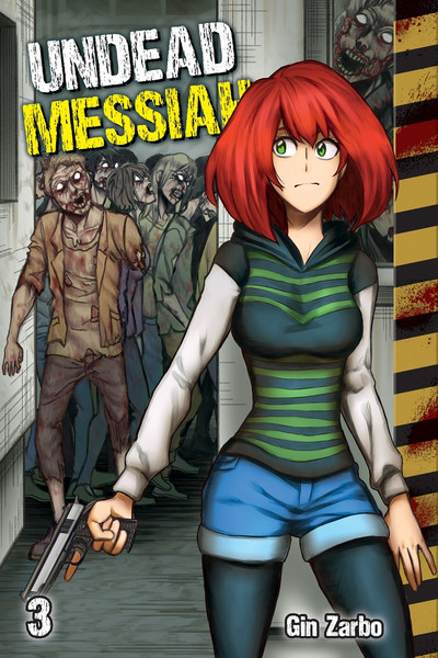 Undead Messiah Manga Volume 3