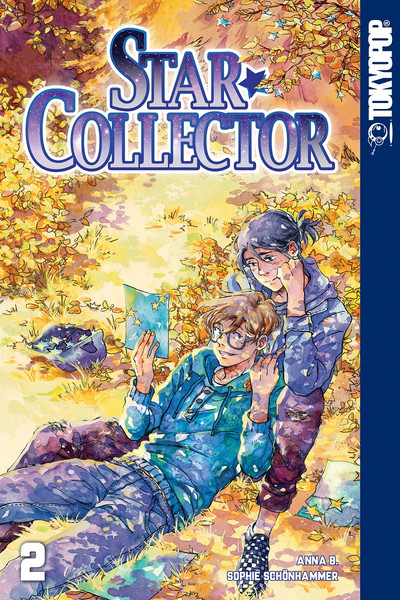Star Collector Manga Volume 2