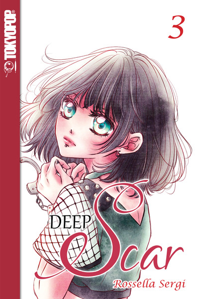 Deep Scar Manga Volume 3
