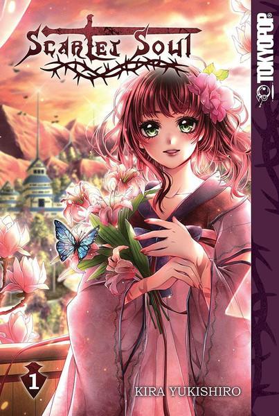 Scarlet Soul Manga Volume 1