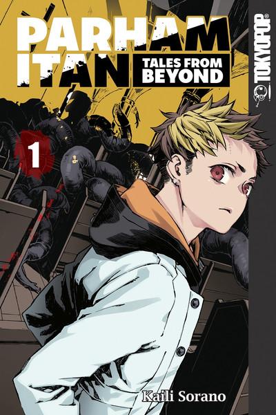 Parham Itan Tales From Beyond Manga Volume 1