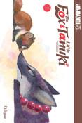 The Fox and Little Tanuki Manga Volume 1