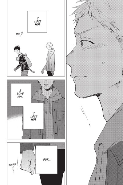 There Are Things I Can't Tell You Manga