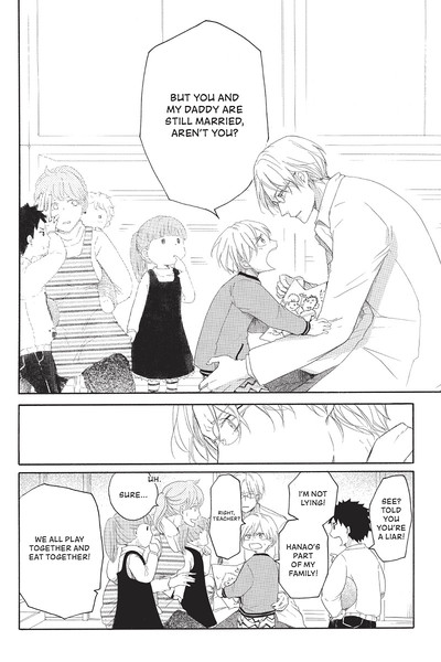 Don't Call Me Daddy Manga