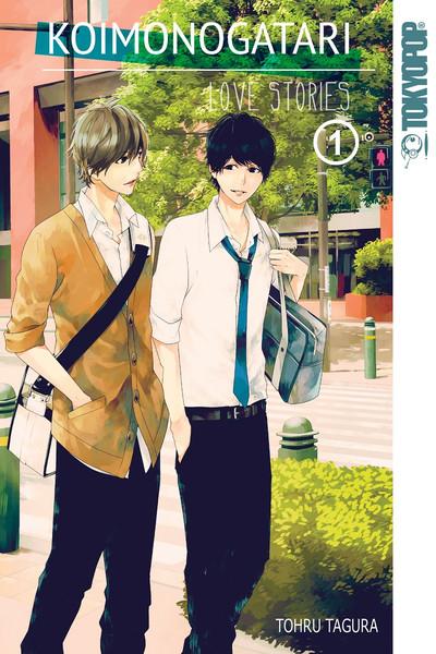 Koimonogatari Love Stories Manga Volume 1