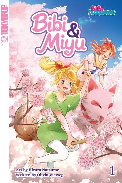 Bibi & Miyu Manga Volume 1