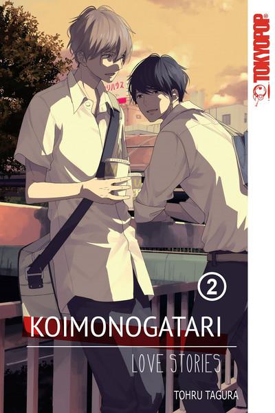 Koimonogatari Love Stories Manga Volume 2