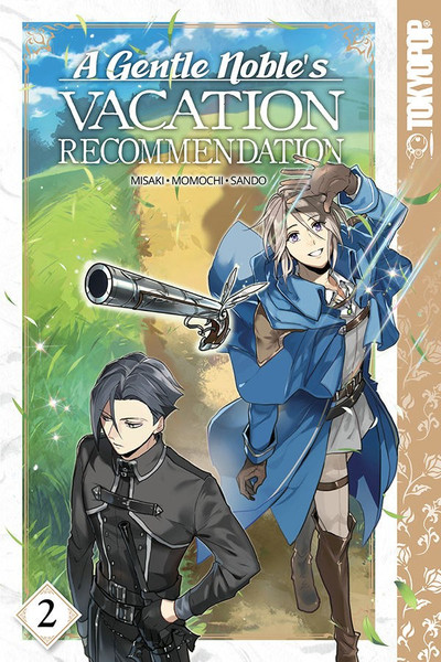 A Gentle Noble's Vacation Recommendation Manga Volume 2