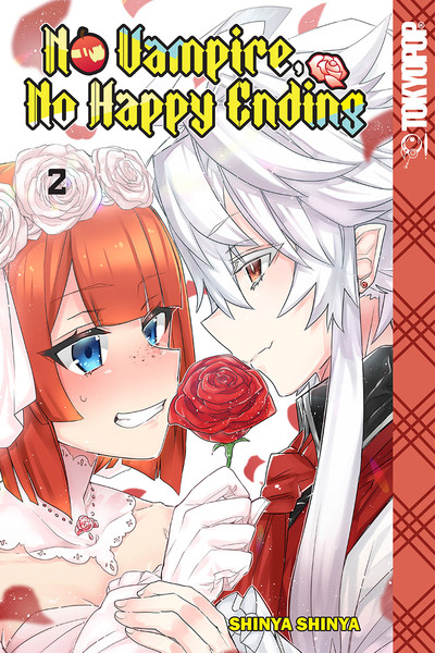 No Vampire No Happy Ending Manga Volume 2