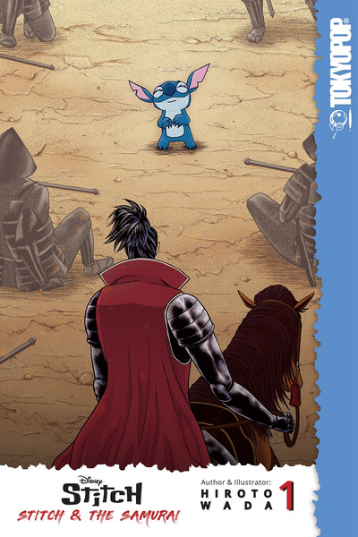 Stitch and the Samurai Manga Volume 1