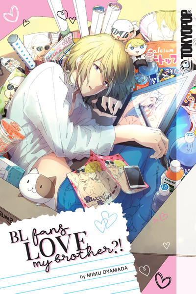 BL Fans LOVE My Brother?! Manga
