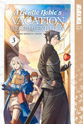 A Gentle Noble's Vacation Recommendation Manga Volume 3