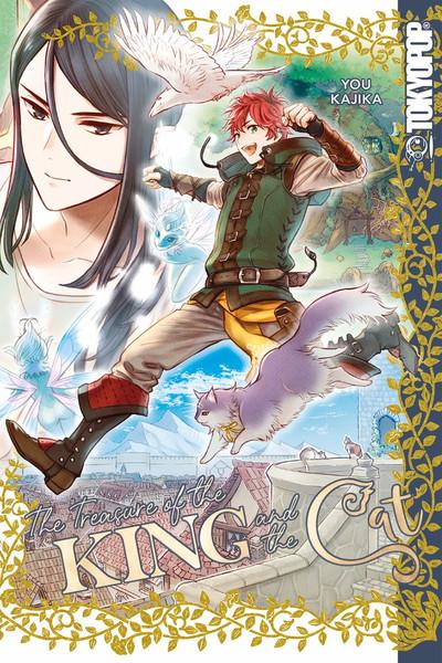 The Treasure of the King and the Cat Manga