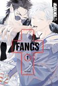 FANGS Manga Volume 1